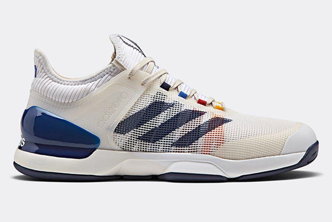Pharrell X Adidas Tennis 10