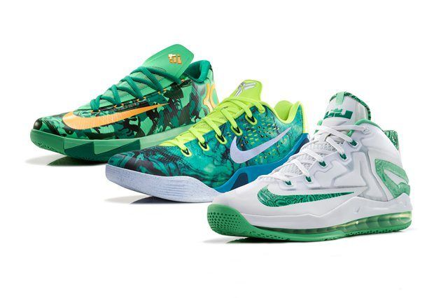 Nike Basketball 2014 Easter Collection 6