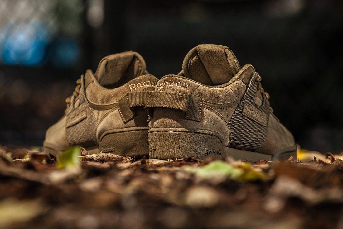 Mita Sneakers X Reebok Workout Low Clean Boot Camp6