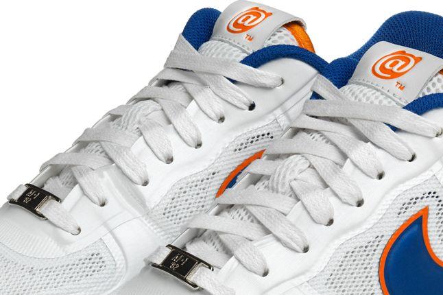 Nike Lunar Force 1 Medicom White Pair Details 1