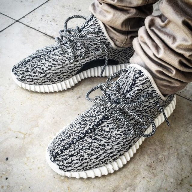 Adidas Yeezy 350 Boost 1