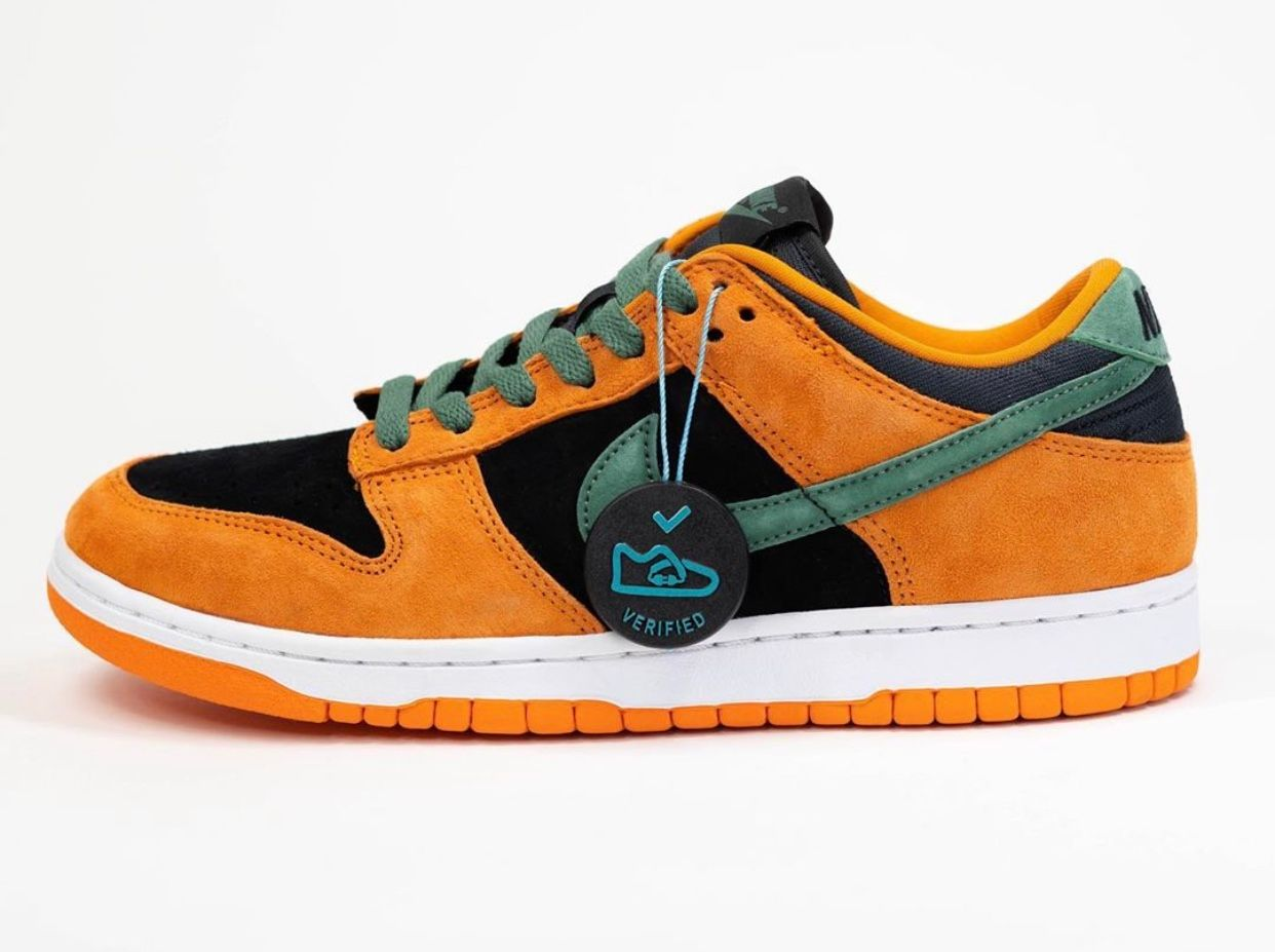 Ugly Duckling Nike Dunk Low 'Ceramic'