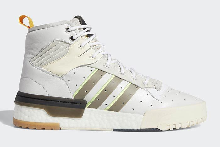Adidas Rivalry Hi Boost 2