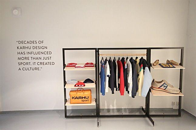 Karhu 95Th Anniversary Pop Up Store Vintage Exhibition 1 1