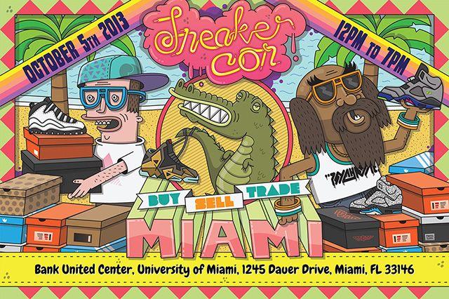 Sneakercon Miami 2013