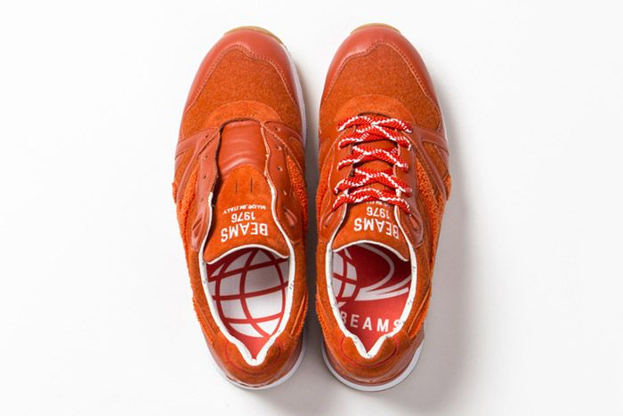 Beams Diadora Diadora N9000 Red Orange 2