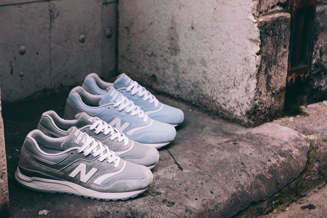 A Fresh Batch Of New Balance 997 5 Colourways Has Arrived