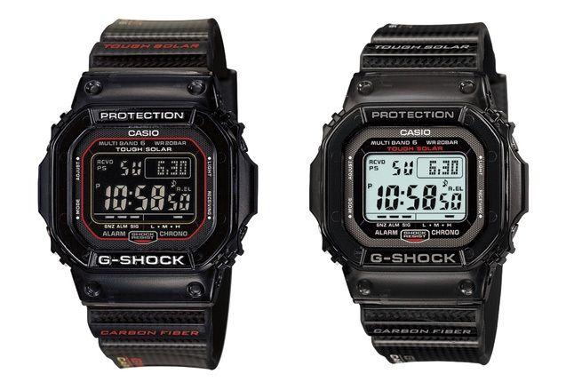 G Shock Carbon Fiber Gw S5600 Gw S5600 B 3 1