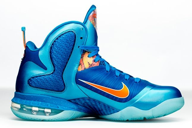 Nike Lebron 9 China 7 1