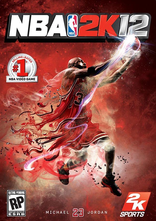 2K12 Michael Jordan 1