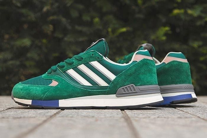 Adidas Originals Quesence Green 1