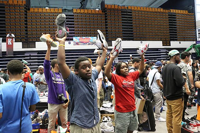 Sneaker Con Washington Dc 2013 35