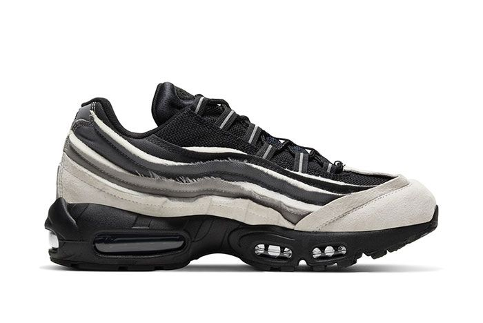 Comme Des Garcon Nike Air Max 95 Right
