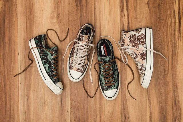 Converse Floral Pack 1