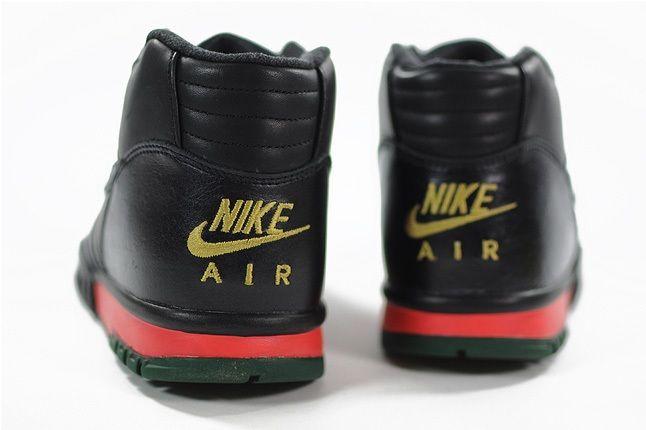 Nike Air Trainer Mid Prm Qs Heel 1
