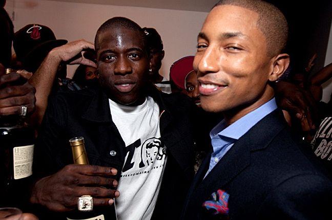 G Shock Nigel Sylvester Party 1 2