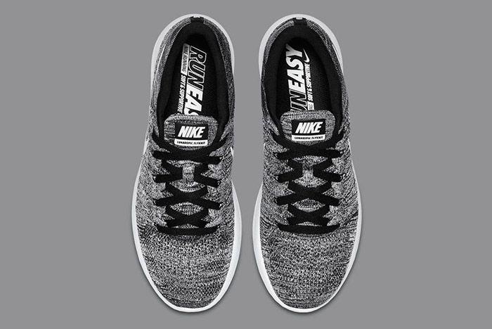 Nike Lunarepic Flyknit Low Oreo 4