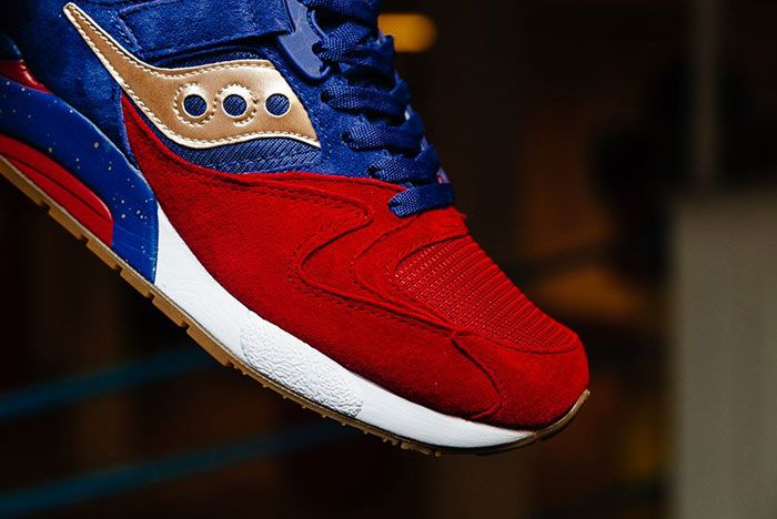 Saucony Grid 9000 Sparring 2