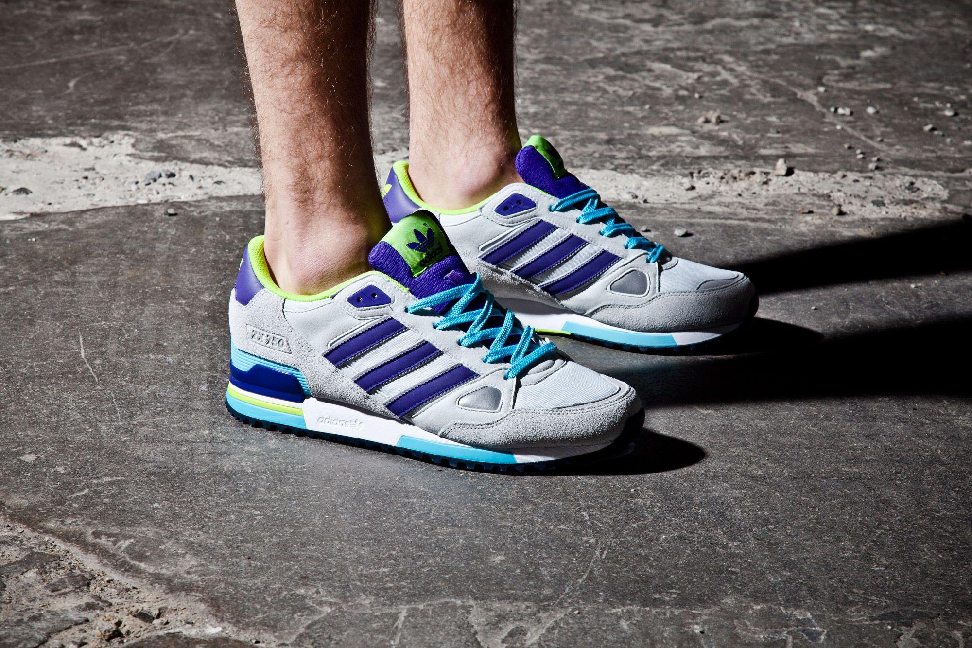 Adidas Fl Zx750 Colour Side Flash