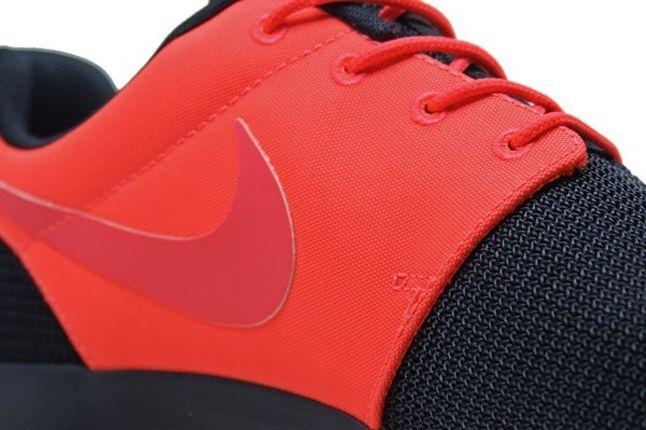 Nike Roshe Run 2Face Red Swoosh 1
