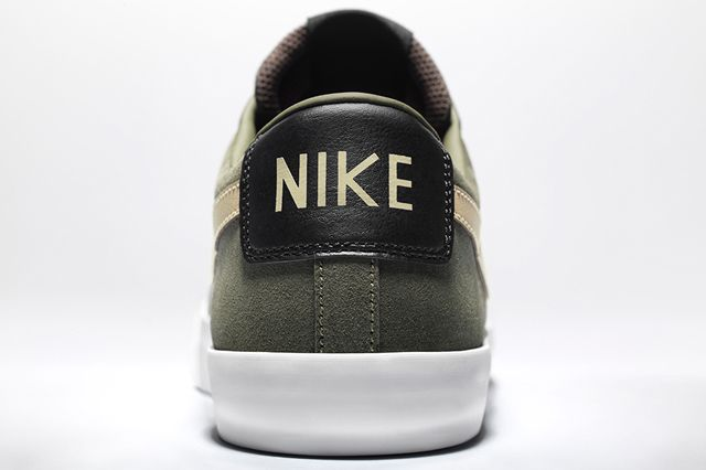 Grant Taylor Nike Sb Blazer 2