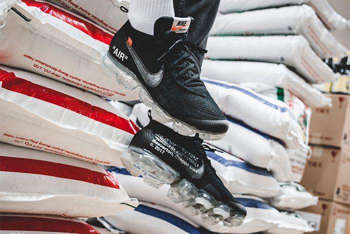 Off White Nike Air Vapormax 5