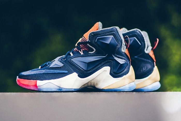 Nike Lebron 13 Feature