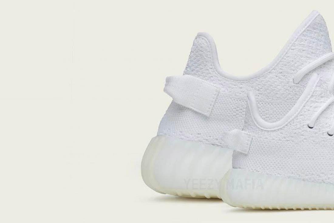Adidas Yeezy Boost 350 V2 Triple White 6