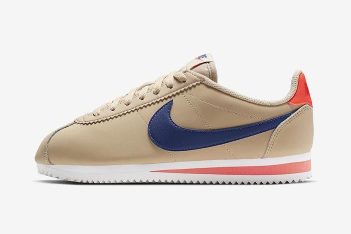 Nike Cortez Desert Ore Lateral