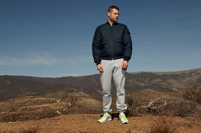 David Beckham Adidas Originals Fall Winter 2012 04 1