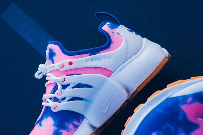 Wmns Nike Air Presto Td White Blue Nebula Blue Nebula Sneaker Politics Aq5897 100 6