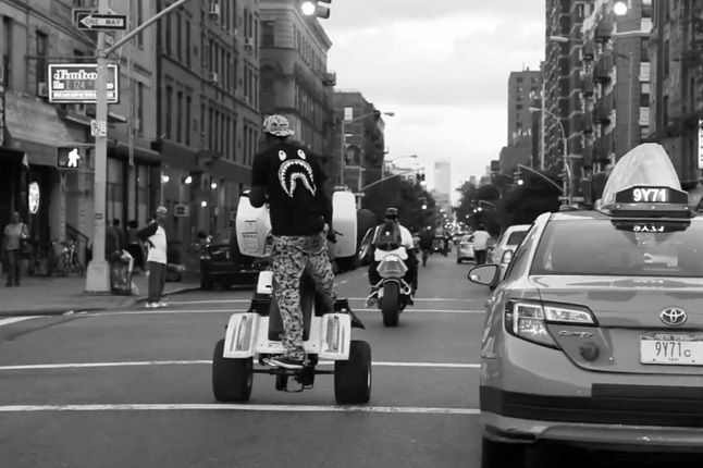 Stussy Bape Iii Collaboration Collection Video 6