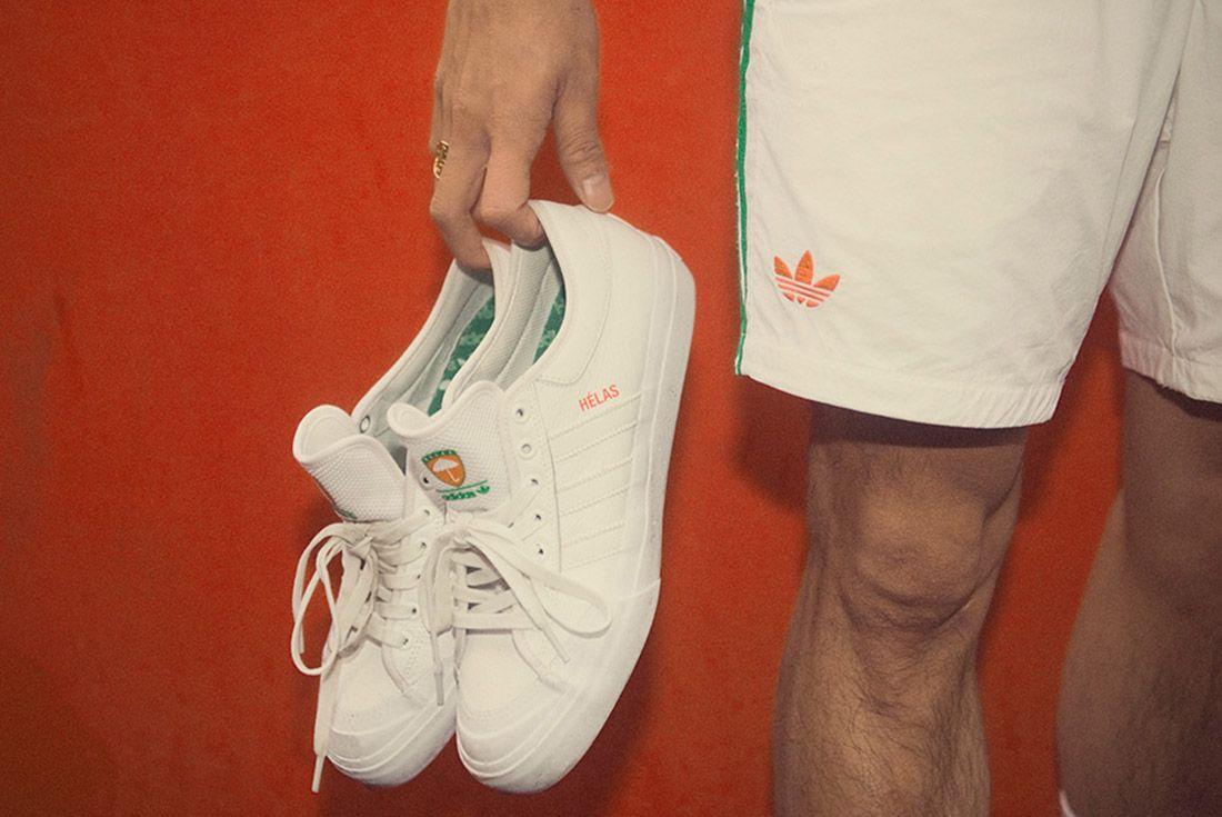 Adidas Matchourt Helas 3