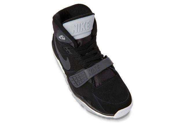 Nike Air Trainer Sc Ii Black White Grey 5