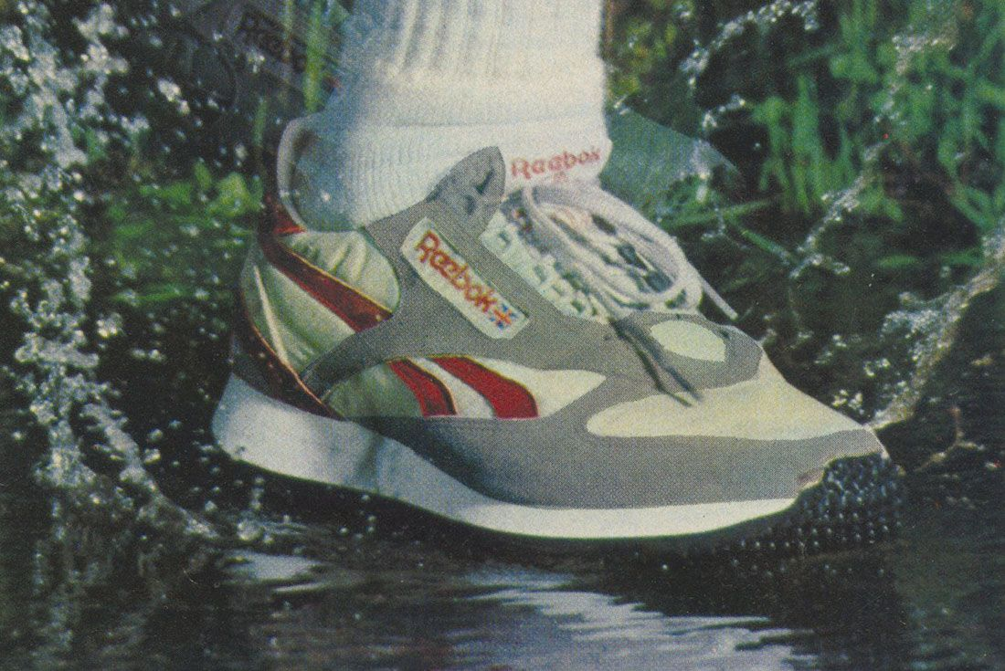 1982 Reebok Victory G GORE-TEX
