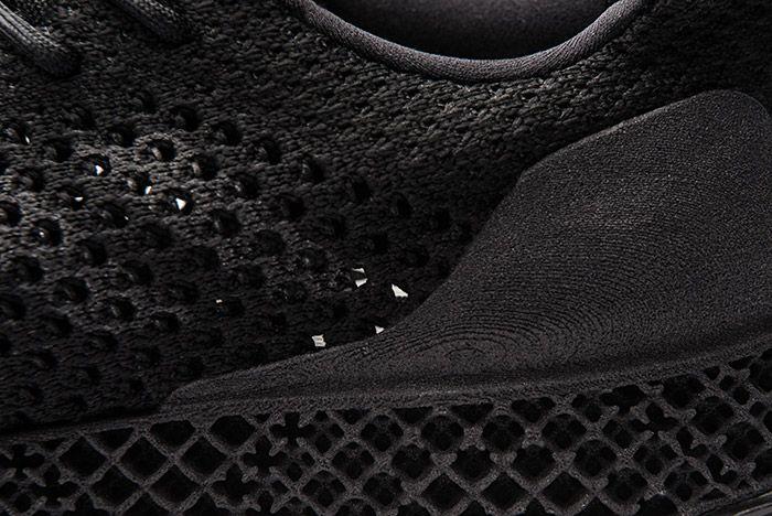 Adidas Futurecraft 3 D Black Public Release 2