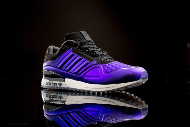 Adidas Originals T Zx Runner Amr Dkpurple Profile 1