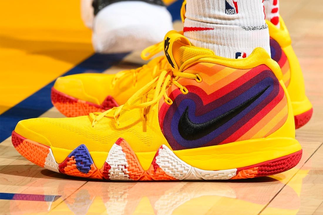The Steeziest Nba Sneaker Moments From October 9