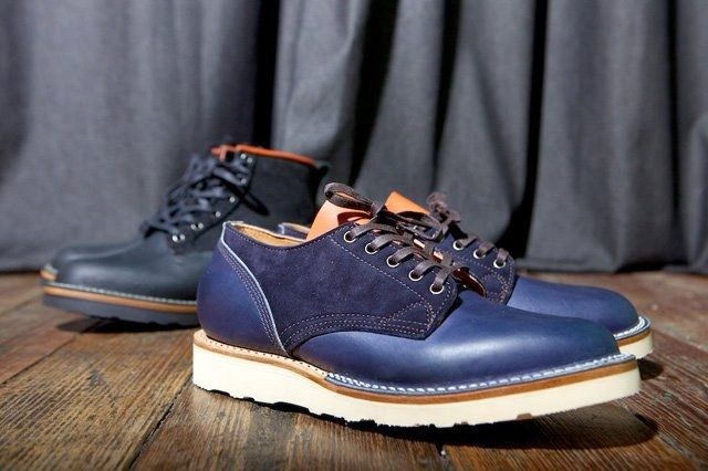Up There Viberg Boots Collabo 3