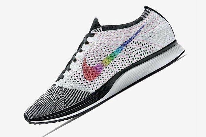 Nike Flyknit Racer Be True 1