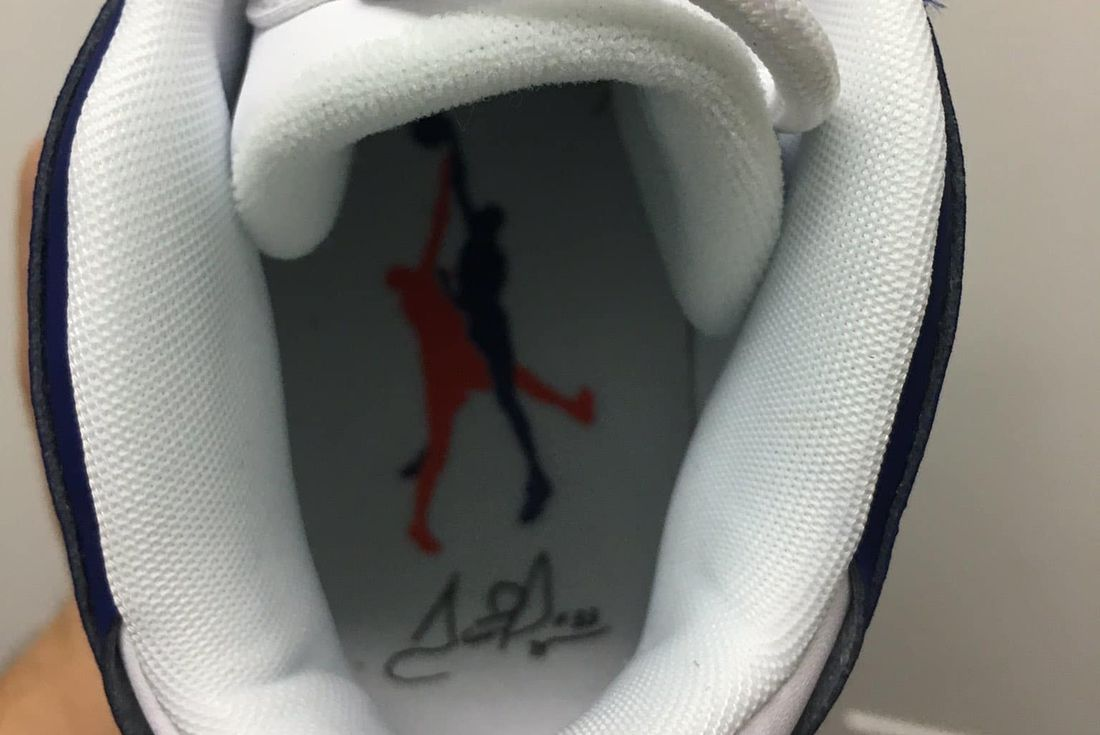 Nike Air More Uptempo Knicks 1