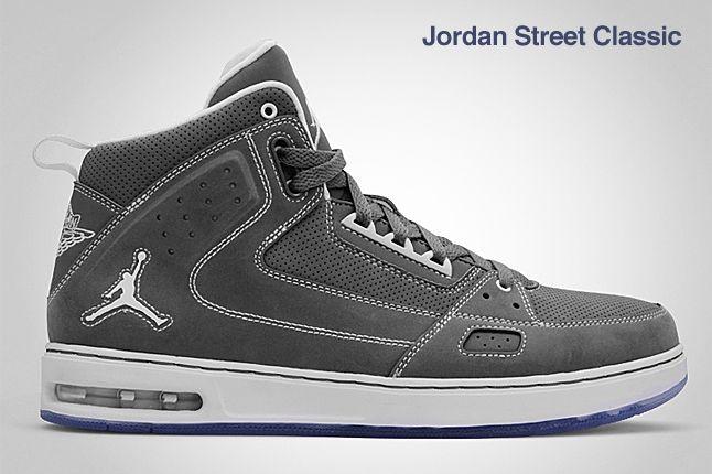 Jordan Street Classic Grey 1