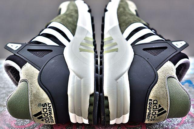 Adidas Originals Eqt Support Premium Suede Pack 6