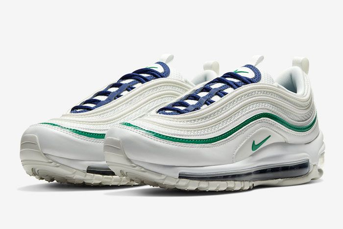 Nike Air Max 97 Seattle Seahawks Tie
