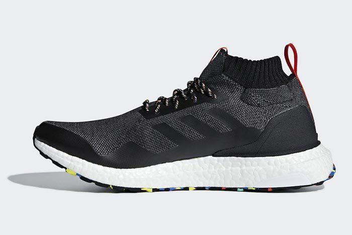 Adidas Ultra Boost Mid Black Multicolor G26841 3