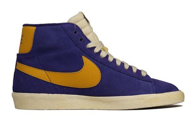 Nike Wmns Blazer Mid Suede Vntg Profile 1