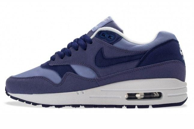 Nike Air Max 1 Purple Side Profile 1