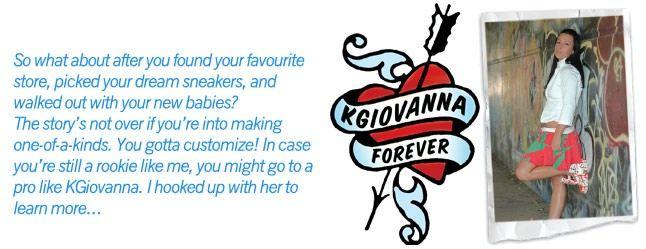 Female Sneaker Fiends Kgiovanna 2