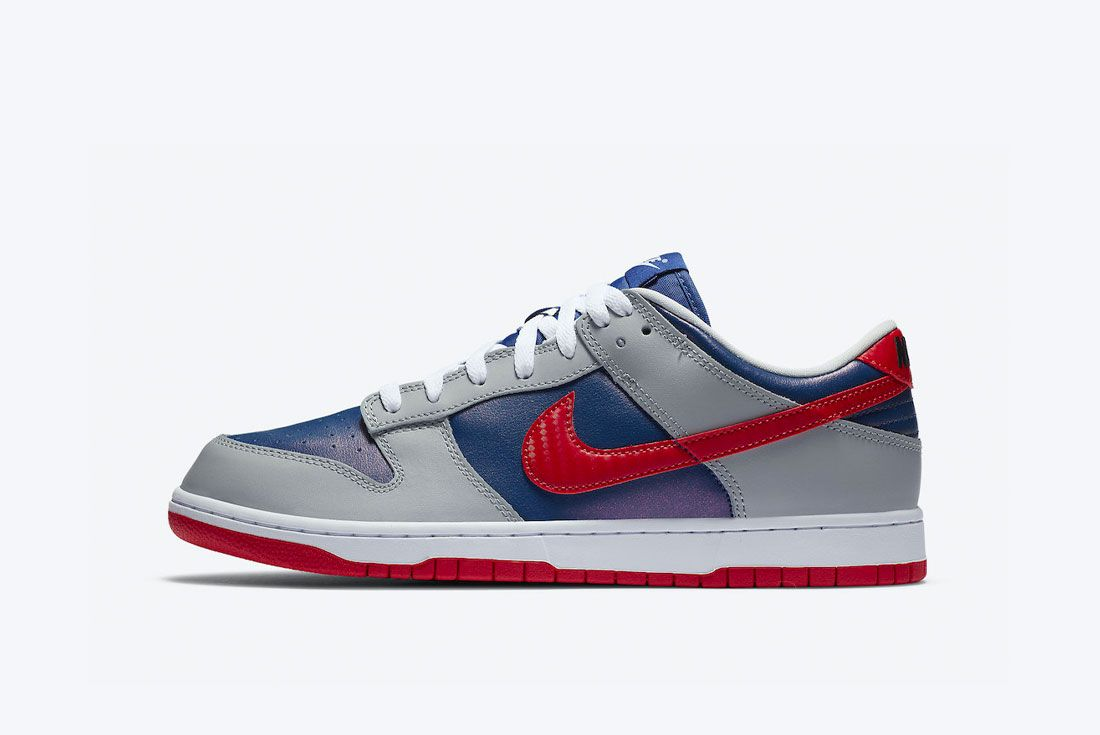 Nike Dunk Low Samba 2020 Retro