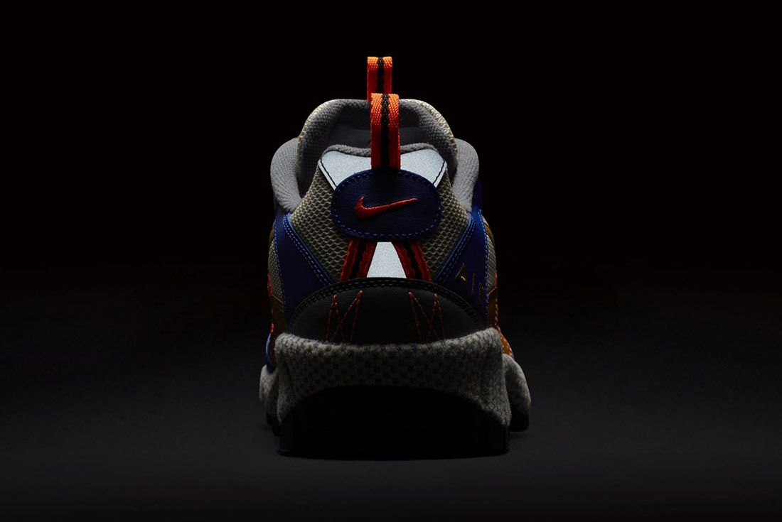 Nike Air Humara Red Blue Brown 1